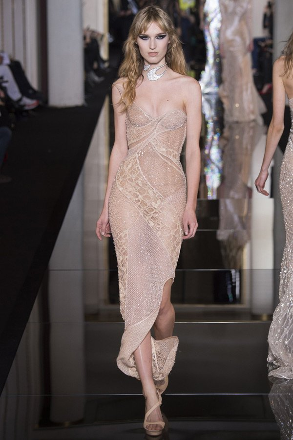 Couture Spring-Summer 2015: Atelier Versace & Alexis Mabille ...