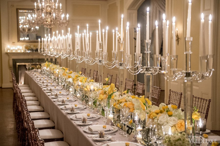 An Elegant Sage Green Cream And Yellow Wedding Wedluxe Magazine