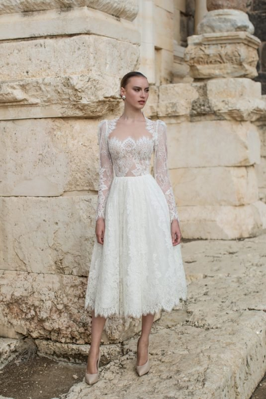 8101d617ccb Lian Rokman - Amadeus Collection 2016 - WedLuxe Magazine